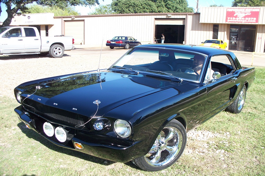 Old Mustangs For Sale >> Houston S 1 Used Mustang Dealer